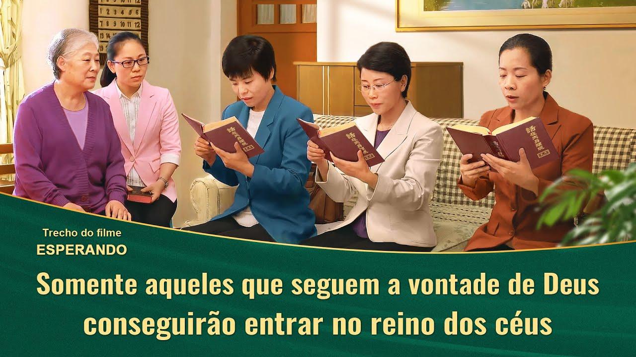 """Filme evangélico """"Esperando"""" Trecho 3"""