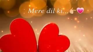 Jeena jeena-Badlapur song for whatsapp video status