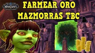 Farmear Oro Wow