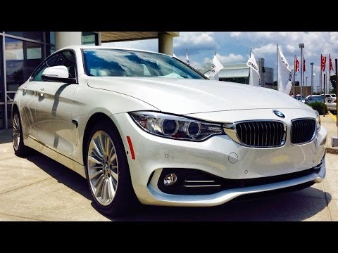 2015 BMW 428i Gran Coupe Full Review Start Up Exhaust  YouTube