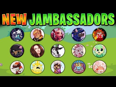 FIRST LOOK AT 15 NEW JAMBASSADORS!