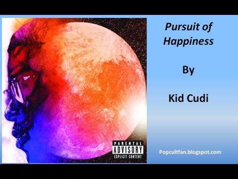 Kid Cudi Pursuit Of Happiness Youtube Lyrics