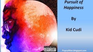 Kid Cudi - Pursuit of Happiness (Nightmare) (Lyrics)