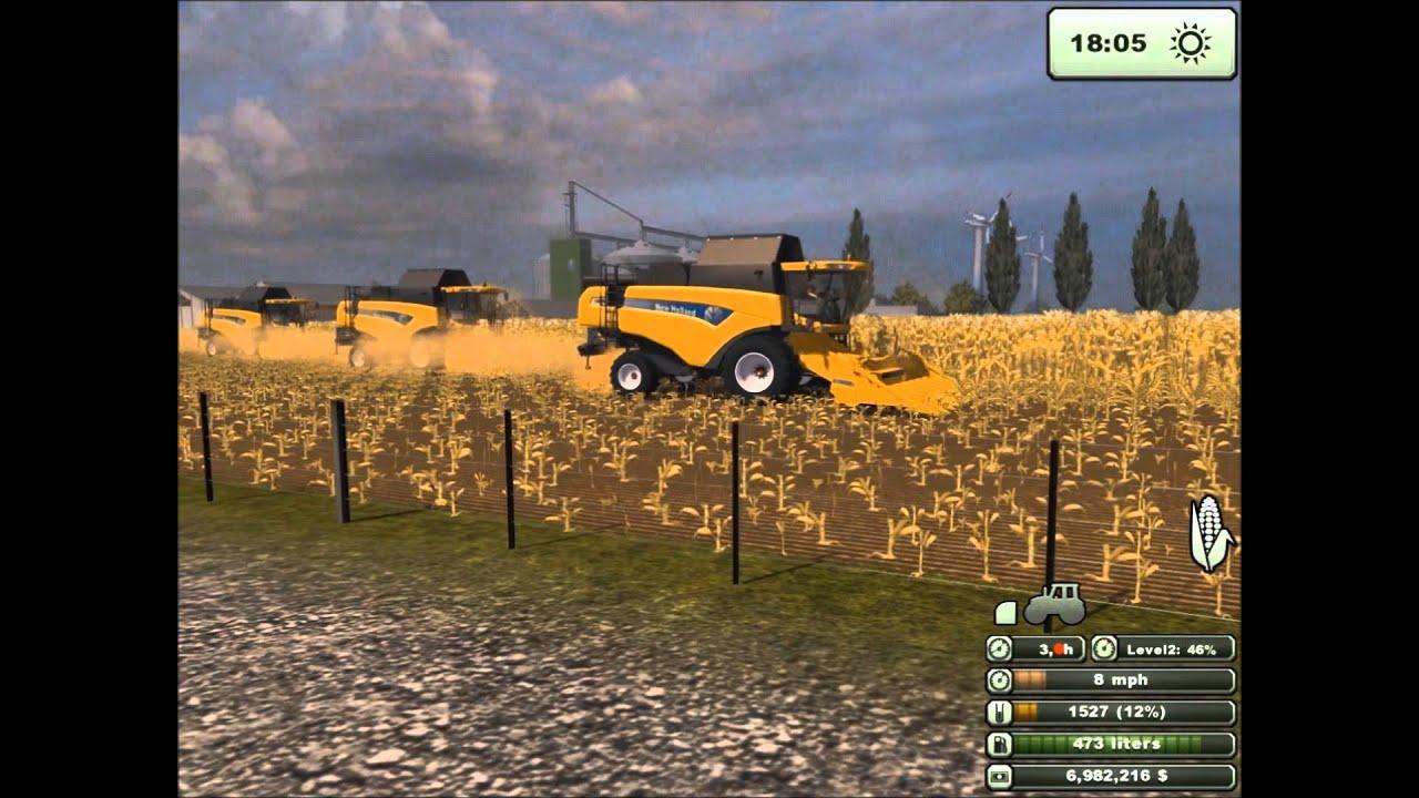 Map Usa Farming Simulator 2013%0A ARATAZ GROUP Multiplayer     in Big European map Farming Simulator        YouTube