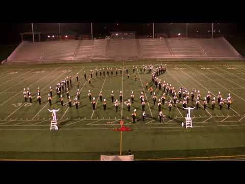 Wayne State Marching Band 2017
