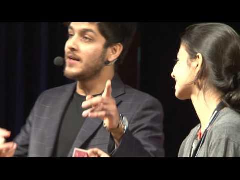 Creativity and innovation through MAGIC | NEEL MADHAV | TEDxChristUniversity
