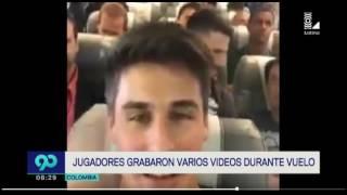 Chapocoense: Jugador que murió se enteró que iba ser papá horas antes del vuelo