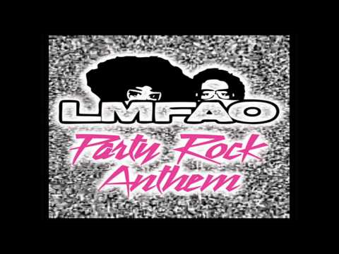 Party Rock Anthem Ft. Lauren Bennett & GoonRock (Speed Music)