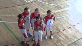 2015 0906 Basket U12 Turnaj Pardubice _ Studánka Pardubice - Bižuterie Jablonec