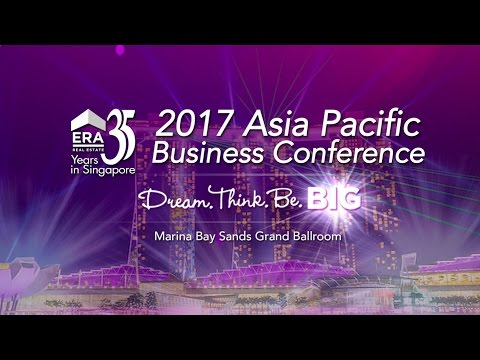 ERA 2017 Asia Pacific Business Conference and 35th Anniversary Gala Dinner