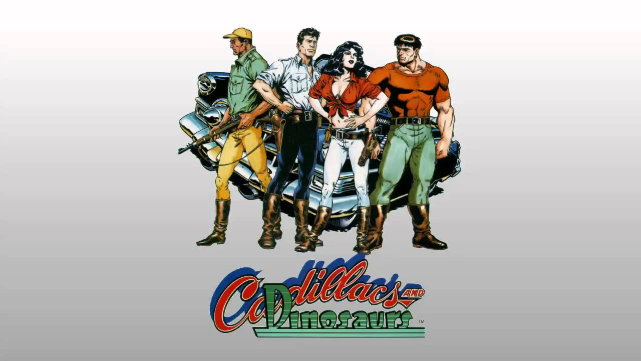 Cadillacs And Dinosaurs - Demo - YouTube