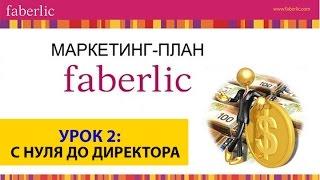 """Маркетинг План Фаберлик - С Нуля до """"Директора"""" (Урок 2 из 3)"""