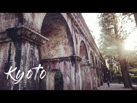HIDDEN SPOTS IN KYOTO l STEVE JOBS' FAVORITE RESTAURANT & NANZENJI TEMPLE - Kyoto, Japan Vlog