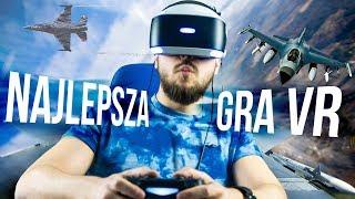 Latanie myśliwcem w VR * błędnik szaleje *