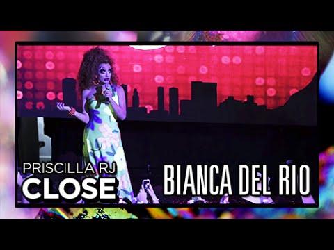 The Bianca Del Rio no Rio! @Priscilla RJ 17/10