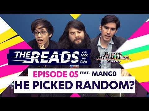 The Reads #05 with Scar & Toph ft. C9 Mango: He Picked Random?!?!