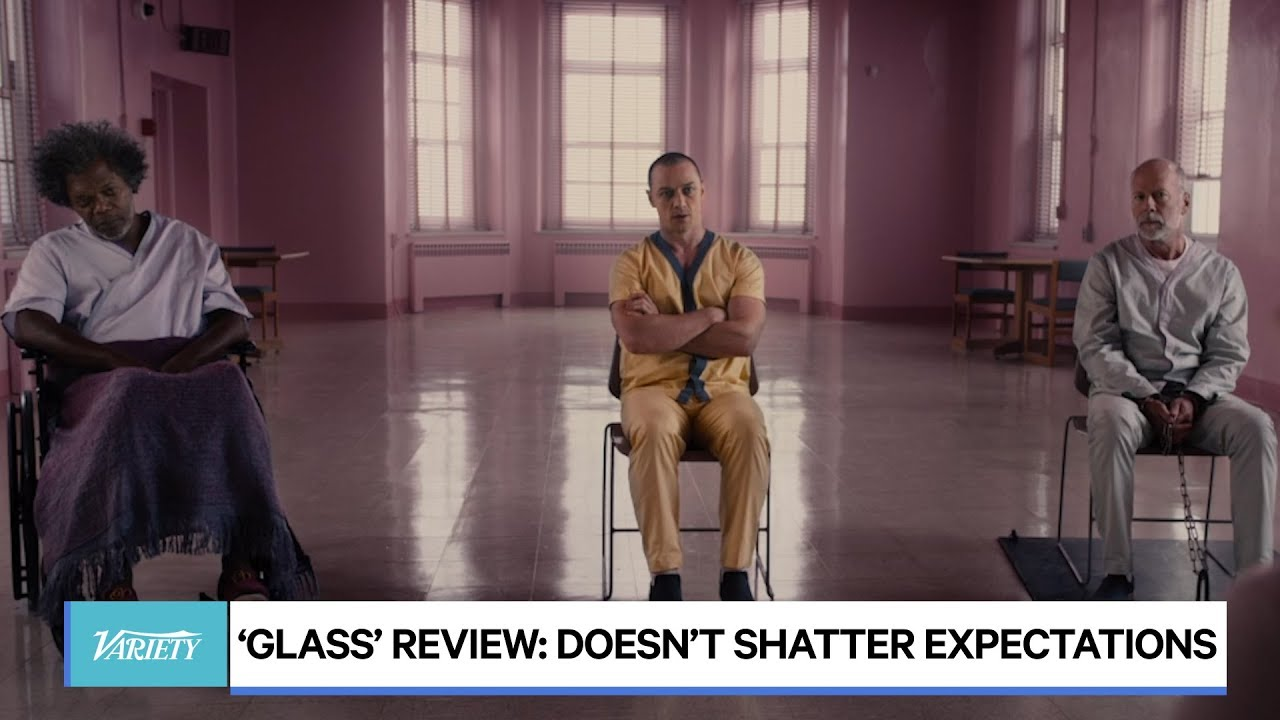 'Glass' Review: Doesn't Shatter Expecations