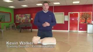 Paediatric First Aid - Refresher Training Video by Kids Allowed