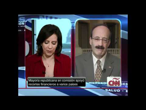 Rep Engel - CNN Espanol Interview - OAS funding - July 21 2011.mov
