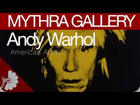Andy Warhol - American artist - Pop Art Painter Photogerapher