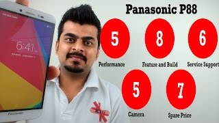 Panasonic P88 | Review | service support | know your gadget