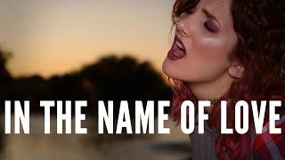 Martin Garrix & Bebe Rexha - In The Name Of Love - Rock cover by Halocene