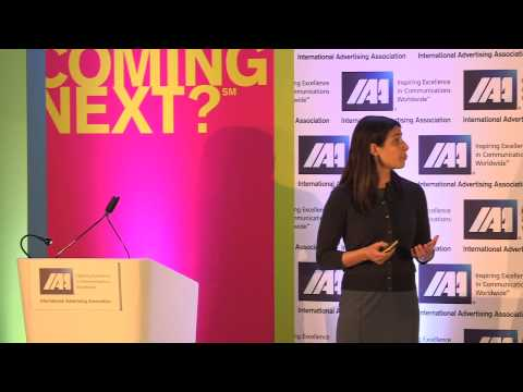 Lessons in native advertising for the C-level exec | IAA Leadership Forum 2015