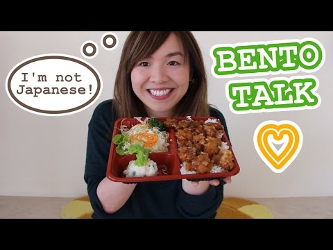 Bento Talk: Asian Female Gaijin in Japan