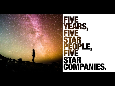 Startup Lisboa: Five Years, Five-star People, Five-star Companies!