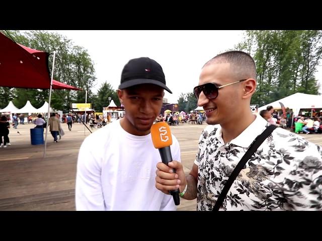 HOELANG WAS JE KORTSTE RELATIE?? - SUPERGAANDE FESTIVAL INTERVIEW (KWAKU)