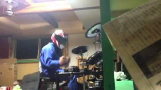 久しぶりにヘルメット被ってみました。