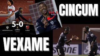 Vexame, 5 a 0 histórico do Flamengo tem as digitais de Domènec. Mas jogadores são sócios na vergonha