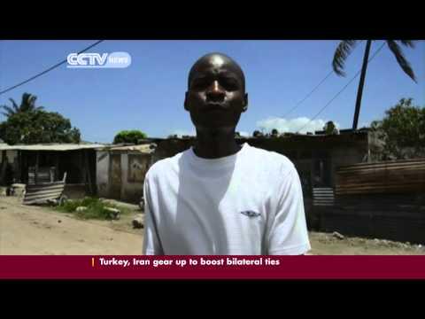 Mozambicans mourn football legend, Eusebio