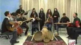 WAJD Musical Band --  Bethlehem University - a folkloric song