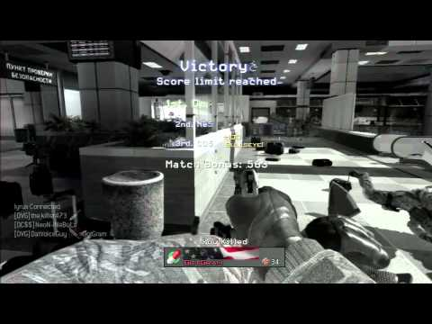 All or Nothing MW3 Montage! #1