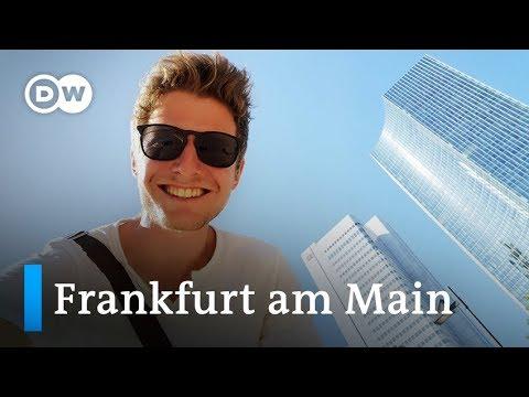 Frankfurt Am Main Im Sommer | Check-in