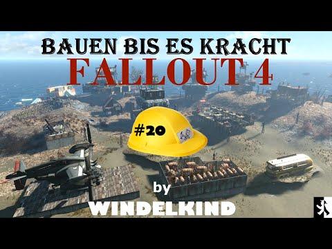 Fallout 4 Bauen bis es kracht #20 - ein Pool macht uns cool