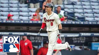 Peterson steals the show with walk-off home run against Harpers Nationals