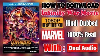 [400 MB] How to Download Avenger Infinity War Full Movie (in Hindi).