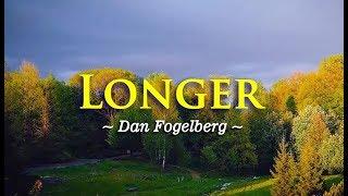 Longer - Dan Fogelberg (KARAOKE)