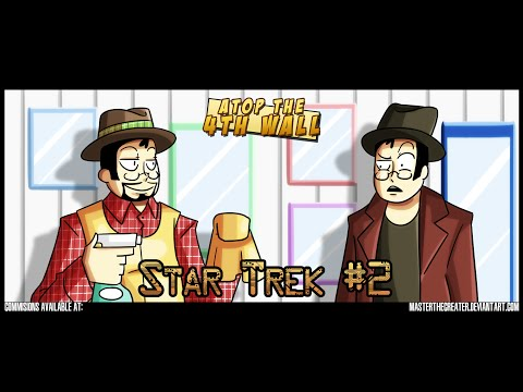 Star Trek #2 (Gold Key) - Atop the Fourth Wall