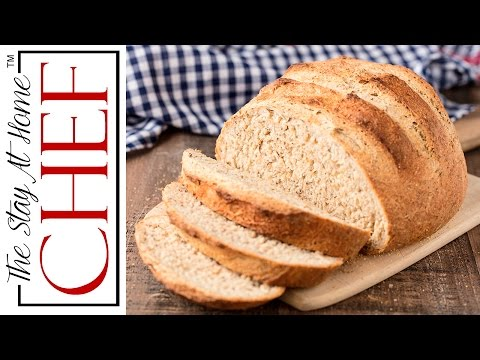 How to Make Easy Homemade Rye Bread
