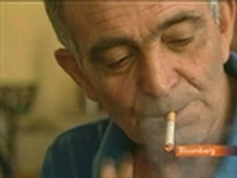 Greek Government Imposes Smoking Ban, Raises Tobacco Tax