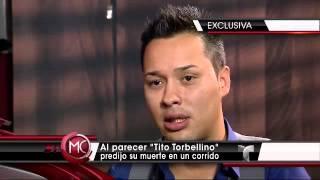 Primo de Tito el Torbellino dice que el cantante predijo su muerte. Al Roj...