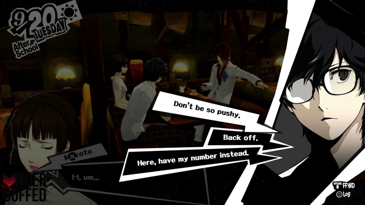 Persona 5 confidant guide makoto