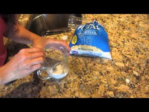 Simple Get Rid of Ants with Kitchen Ingredients - YouTube
