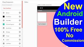 how to create an app without coding skills 2020 | hydride android app builder 100% commission-free