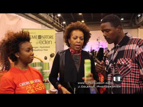 Cream Of Nature Interview Nzuri Natural Hair Health And Beauty Festival 2015