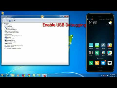 How to Install ADB Driver In Windows7/Vista/8/8.1/10
