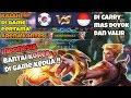 Arena Kontes Indonesia Mengamuk Bantai Korea Di Game Kedua !!